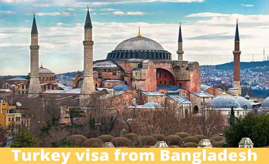 Turkey Visa for Bangladeshi citizens