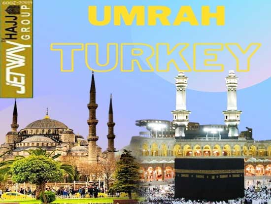 Umrah Package with TURKEY tour