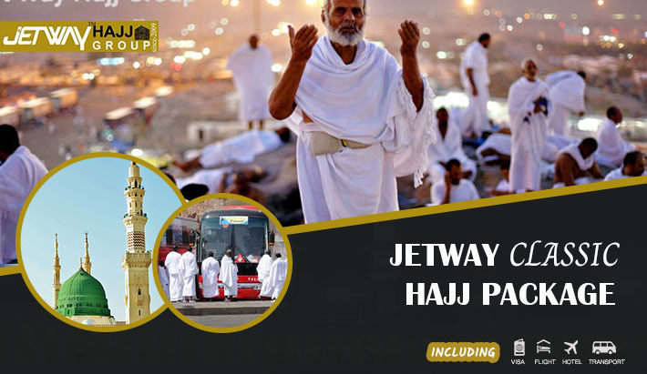 JETWAY CLASSIC HAJJ PACKAGE