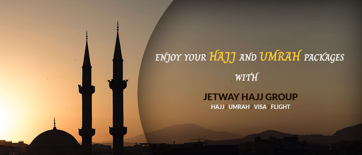 Jetway Hajj Packages